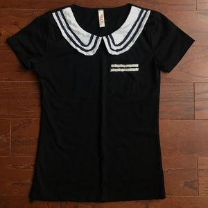 FINAL PRICE: Collared T-Shirt